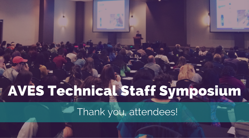 AVES 2016 Technical Staff Symposium