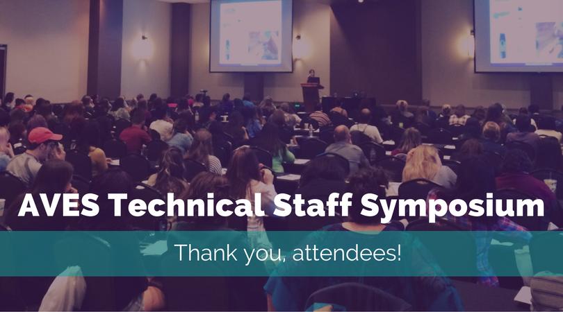 AVES 2016 Technical Staff Symposium