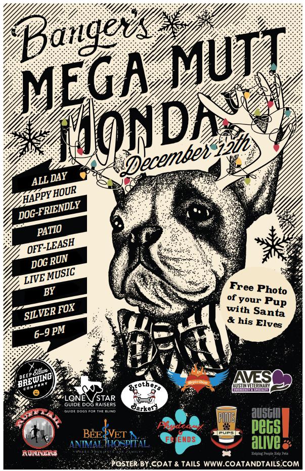 AVES at Mega Mutt Monday
