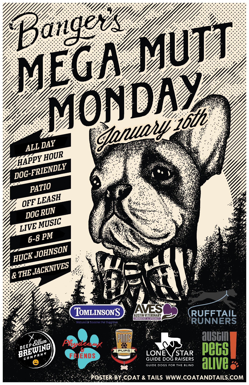 Mega Mutt Monday